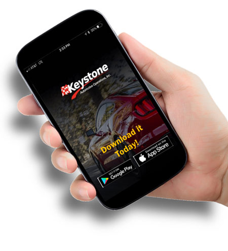 Download the eKeystone App Today