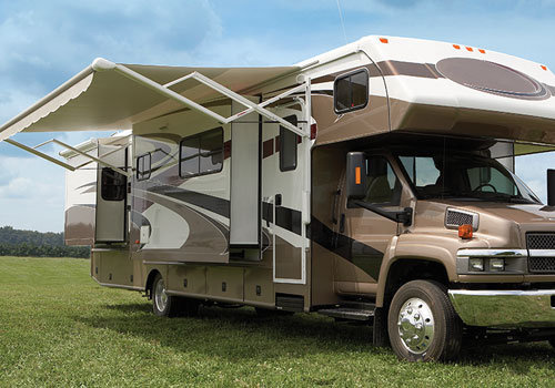 RV - Recreation Vehicle