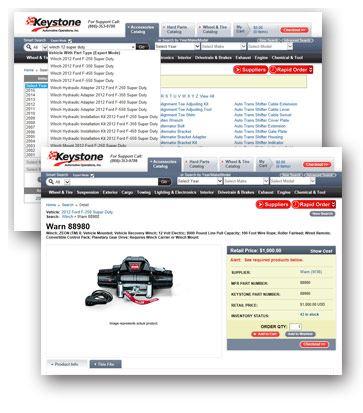 eCatalog - Keystone Automotive Operations Inc.